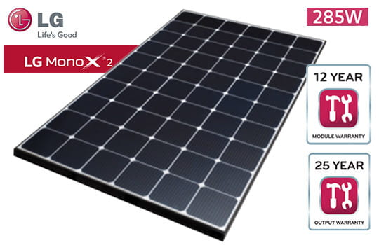 All About Our Solar Panel Range Harrisons Energy